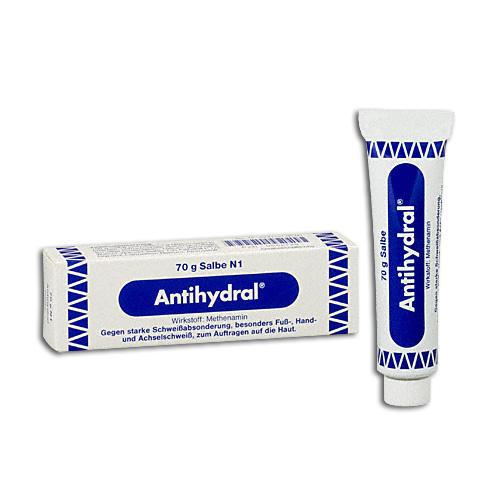 Antihydral Cream