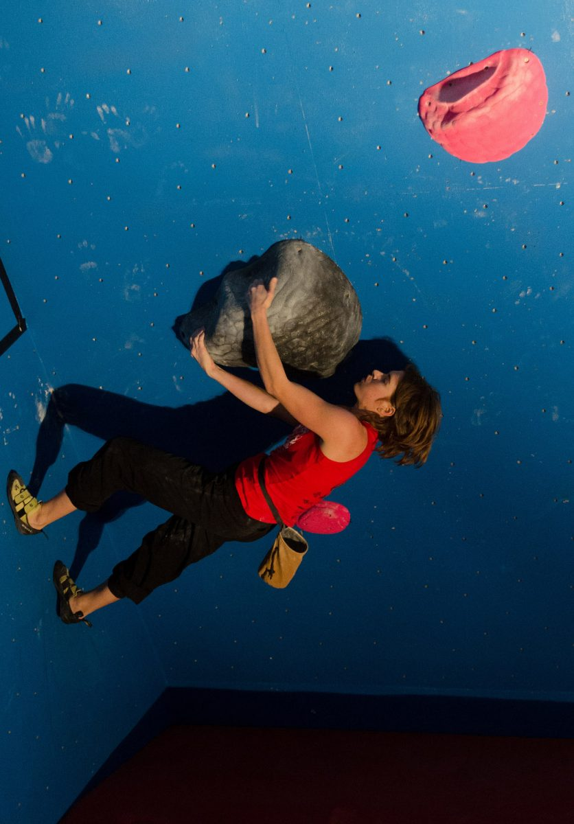 Bouldering Indoors Tips