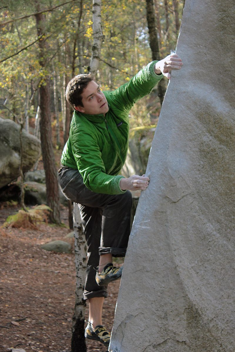 Ten Tips for Bouldering Outdoors