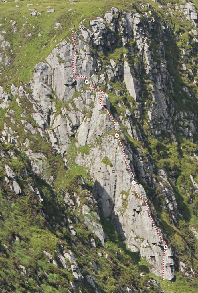 Glenmalure-topo-GreatGully-single2