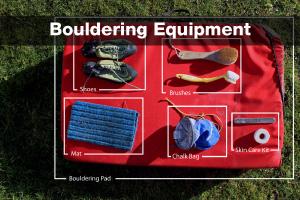 Bouldering Equipment