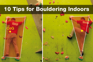 10 Tips for Bouldering Indoors