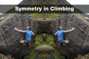 Symmerty in Climbing
