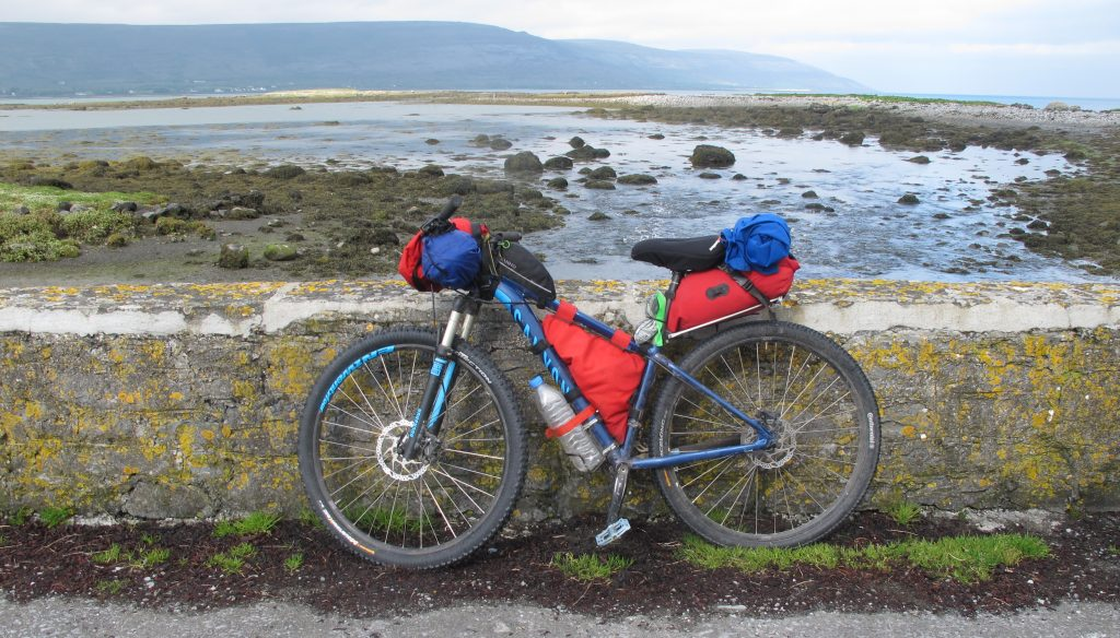 Cycling Wild Atlantic Way