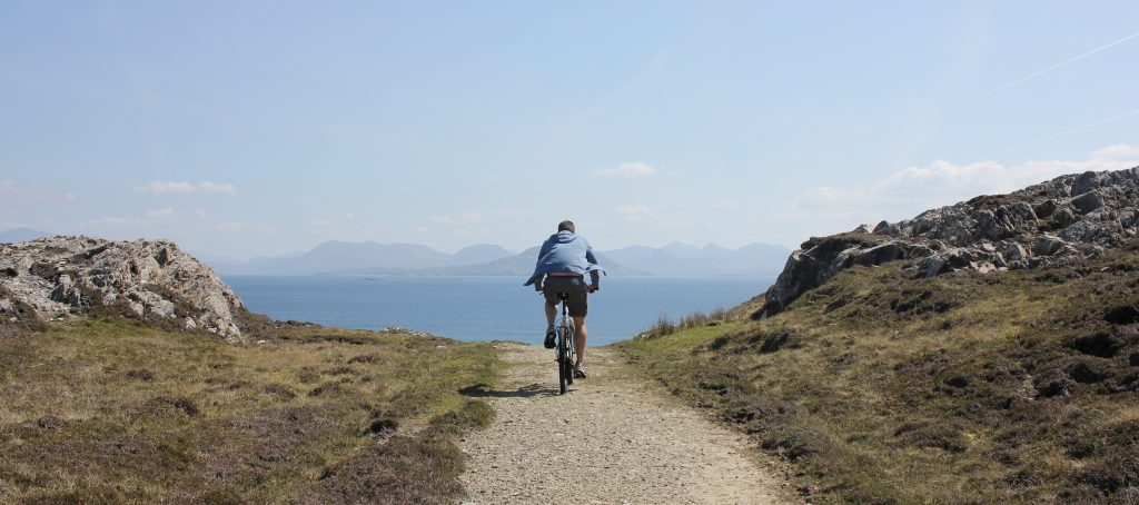 Cyling on the Wild Atlantic Way