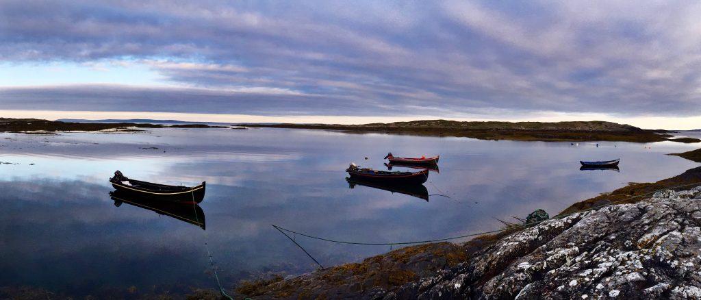 Gorumna Island by Paul Bowman.